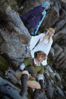 Legend of Zelda: Skyward Sword by ShinraiFaith