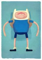 Adventure Time by jamesgilleard