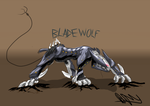 Blade Wolf by Sintakhra