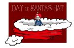 Day 11: Santa's hat+ Mike by Amnesia5sos