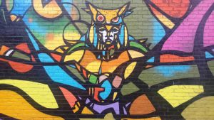 The Wall Owls of DUMBO 7 by LordNobleheart