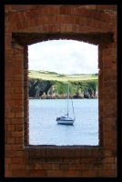 Through the oblong window by mad1dave