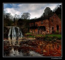 Rutter Falls HDR by Leeby