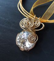 Midas Pendant by DownToTheWire