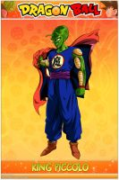 Dragon Ball - King Piccolo O VSG by DBCProject
