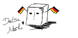 Germany Mochi by Morbylover