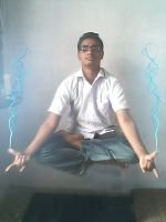 Power Of Meditation...:p by owais-ali