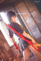 Ryuko - Kill la Kill by ShashinKaihi