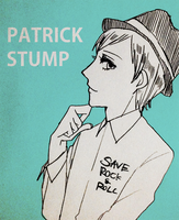 patrick by ameco07