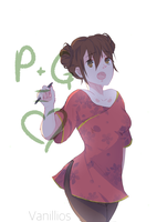 Pucca by vanillios