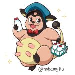 Miltank by amy-liu