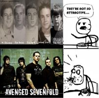 They're Not So Attractive... by ZackyFoREVerSynyster