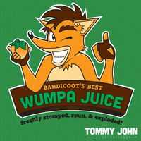 Bandicoot's Best by TommyJohnisArtsy