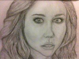 Miley Cyrus by bengray94