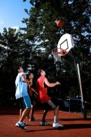 basketball by mihai2k