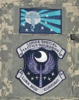 LSTS Patches by Ulfhunden