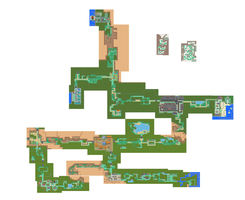 Map of Toshu by pkmqt