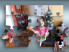Puzzle For Sarah by pamelamc