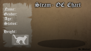 Steam OC Chart by Deerfoot-the-Cat
