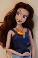 Disney Vanessa OOAK doll by lulemee