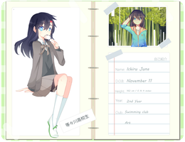 Todokawa High App : Straight A student by crariss