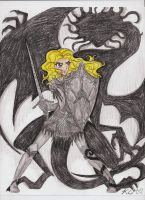 I can slay the Jabberwocky by Kiyomi-chan16