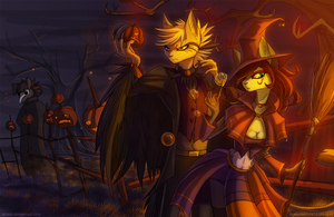 A Pumpkin To Kill For by Jetera