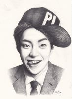 [EXO] Xuimin by DENITSED