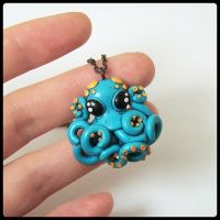Mini Octopus by beatblack