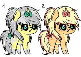 Pony Auction -Closed- by Furry-Adopts576