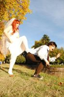 ...till Donna kills the Doctor by Feliks-Grell