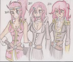 Rose (Concept Re-Draw) by Gear-of-Ren