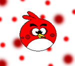 Angry Birds Toons: Red the Red Bird by Soniclifetime