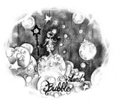 Bubble-Land by MangiE-31