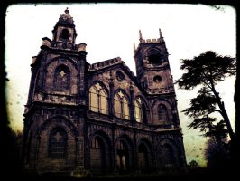 The Gothic Temple  1 by Estruda