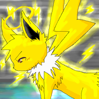 Jolteon-Angel by Nixhil