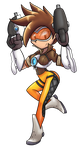 Tracer by JamoArt