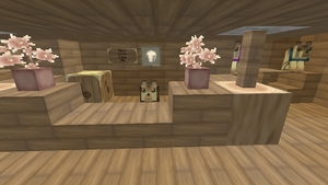 mix's cafe!.. in minecraft! by annaza0000