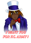 I WANT YOU ! by Misical