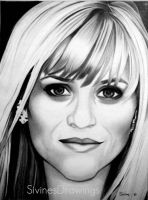 Reese Witherspoon by Sivine