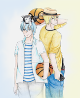 KNB: Amateurs by Queen-of-Chains