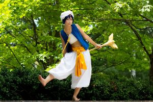 Magi - Silly Alladin by BertLePhoto