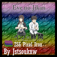 Eve no jikan - Anime Icon by jstsouknw
