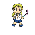 Magical Girl Chris by AQuinis