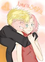 NARUSAKU:always loving you by lil-artist5