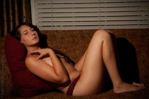Boudoir Implied by BrianMPhotography