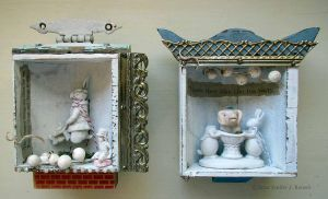 Assemblage: Fairy Tales by bugatha1