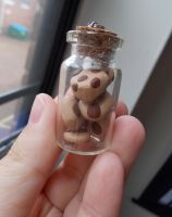 Cookie Jar bottle charm by chkimbrough