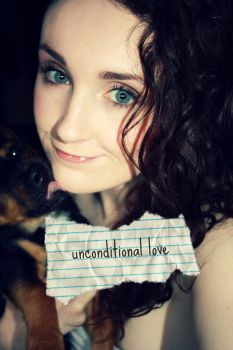 Unconditional love by LaurenGibson