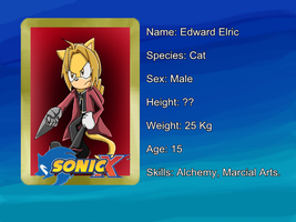 ED in sonic X :not by me: by GamistTH